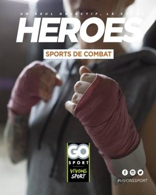 Guide Combat - Go Sport