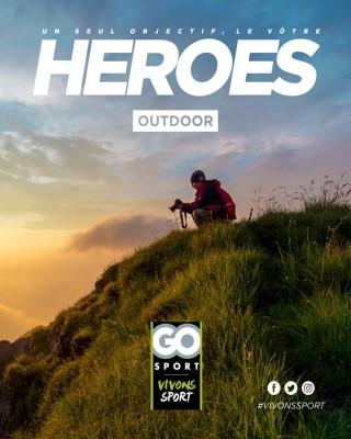 Guide Outdoor - Go Sport