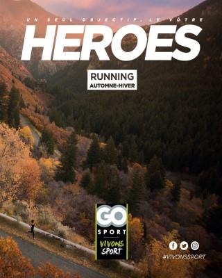 Running Automne Hiver - Go Sport