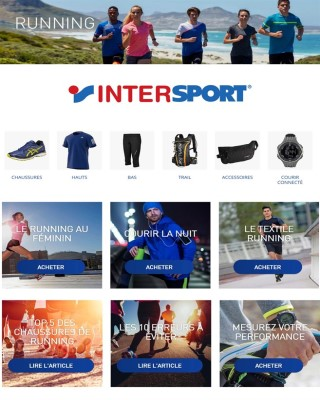 Running Collection - Intersport