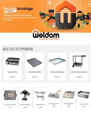 Weldom Barbecue et Accessoires - Weldom