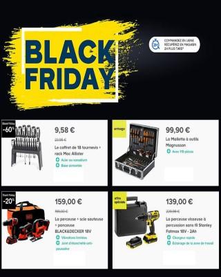 Black Friday Castorama