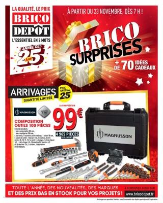 Brico surprises