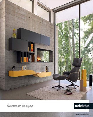 Bookcases and wall displays - Roche Bobois