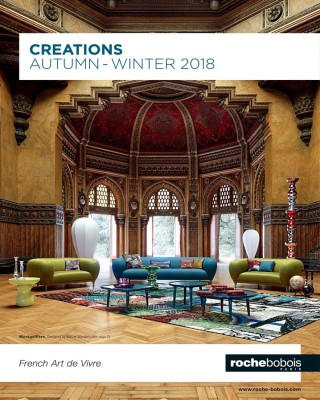 Creations Autumn Winter 2018 - Roche Bobois