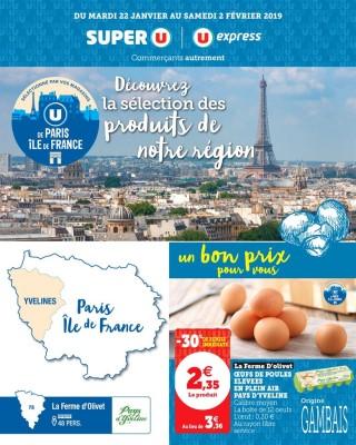 Decouvrez la selection des produits de notre region - u de paris ile de france