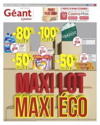 Maxi Lot Maxi Eco
