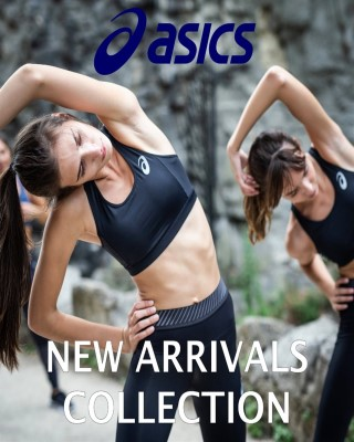New arrivals collection - Asics