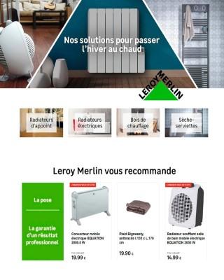 Nos solutions pour passer l hiver au chaud - Leroy Merlin