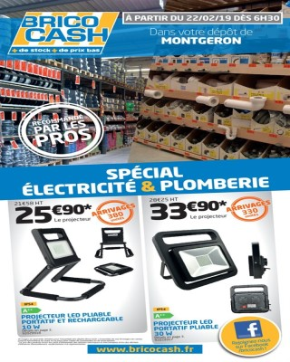 Special electricite & Plomberie