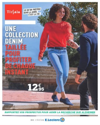 Une collectin denim