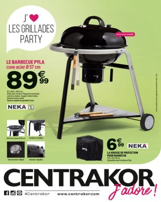 J aime les grillades party