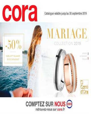 Mariage collection 2019