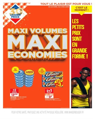 Maxi volumes maxi economies