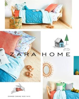 Summer spring kids 2019 - Zara Home