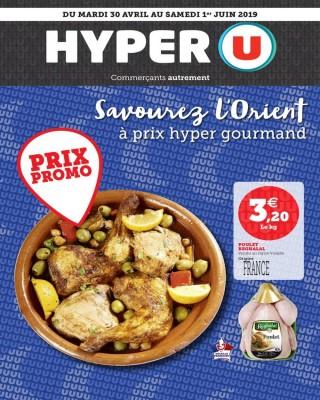 Hyper U goutez aux saveurs de l orient a prix gourmand