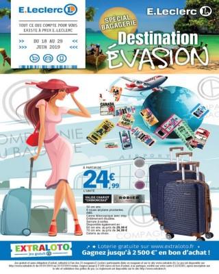 Destination evasion