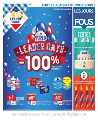 Leader days