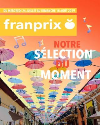Notre selection du moment - Franprix