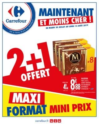 Promo 31 maxi format mini prix