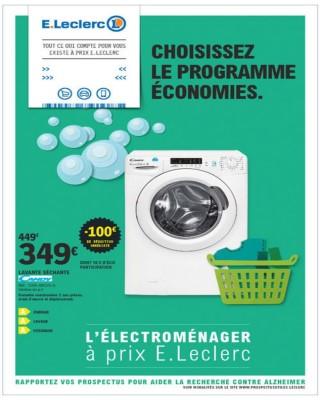 Choisissez le programme economies