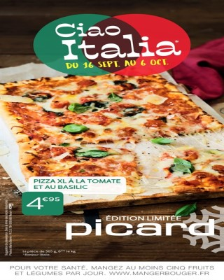 Ciao italia edition limitee