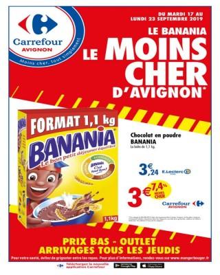 Le banania le moins cher d avignon