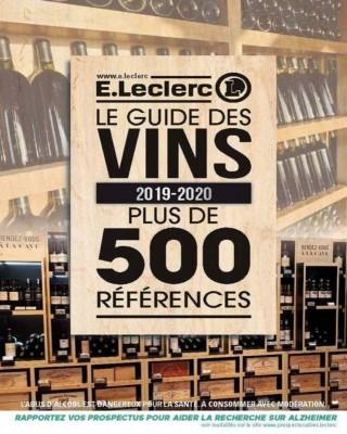Le guide des vins 2019 - 2020