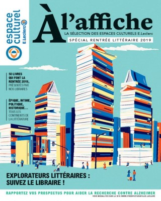 Special rentree litteraire 2019