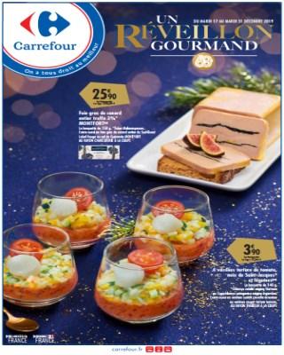 Catalogo Carrefour un réveillon gourmand