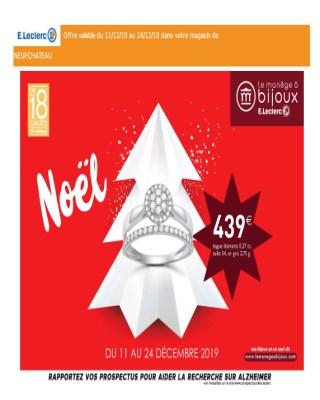 Catalogue E.Leclerc Nöel