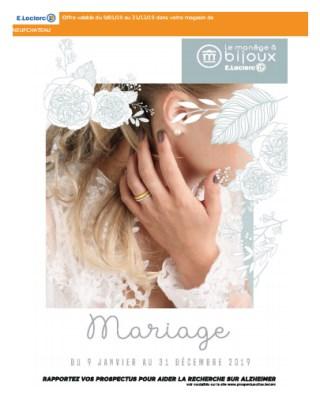 Catalogue E.Leclerc mariage