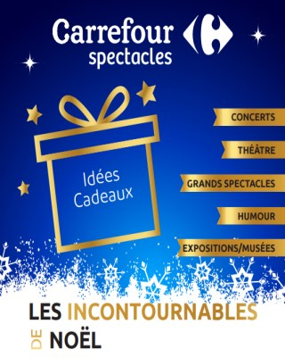 catalogue Carrefour les incontournables de noël