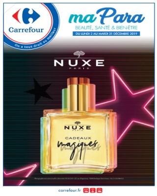 catalogue Carrefour ma para beauté, sante & bien être