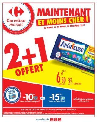 catalogue Carrefour maintenant et moins cher!